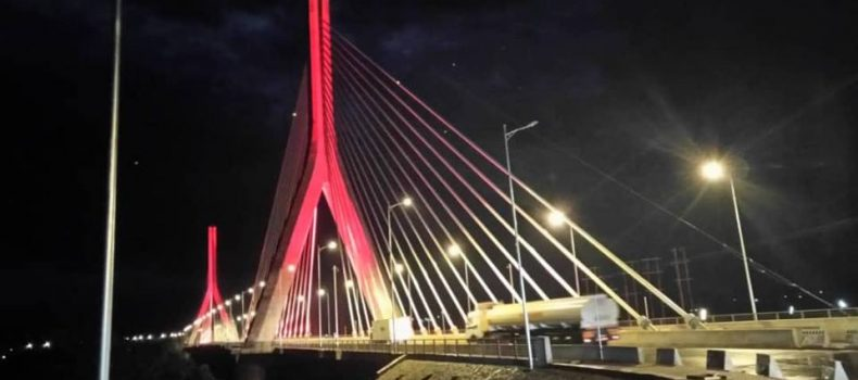 Express Love, propose, take pictures, But don't Litter on the Cable Stayed Bridge – UNRA warns Lovebirds.
