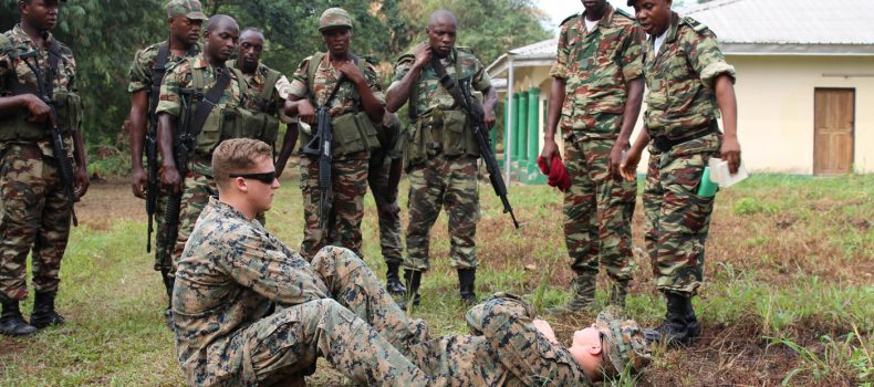 Cameroon loses US military support over Anglophone crisis.