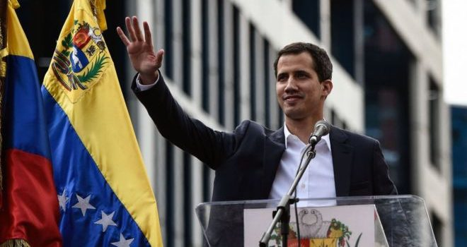 European Leaders recognize opposition leader New Venezuela President, as Crisis deepens