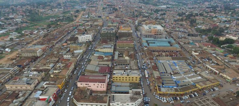 High crime rate rocks Western Uganda's biggest commercial centre, two people netted as operations continue.