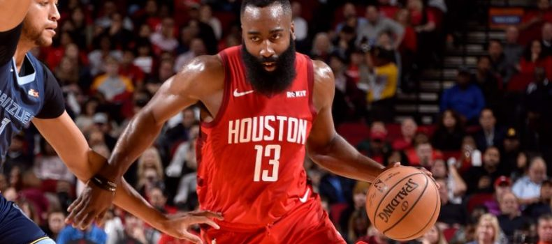 James Harden ties Wilt Chamberlain's consecutive 30 point game record