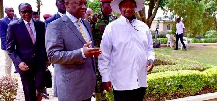 Museveni accepts to settle all pending Buganda Kingdom issues after meeting the Kabaka
