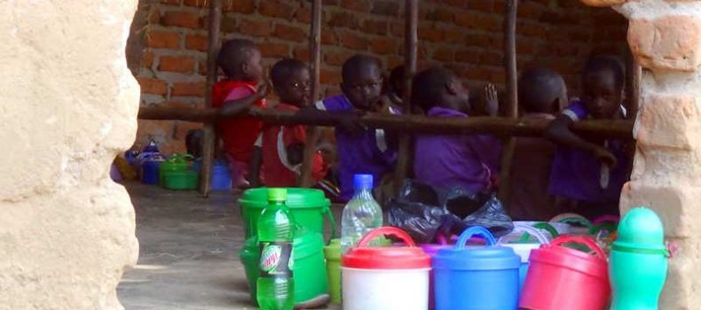 District leaders  in Bushenyi decry poor sanitation and hygiene in government aided primary schools.