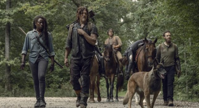 The Walking Dead fans rave over 'mind-blowing' season 9.