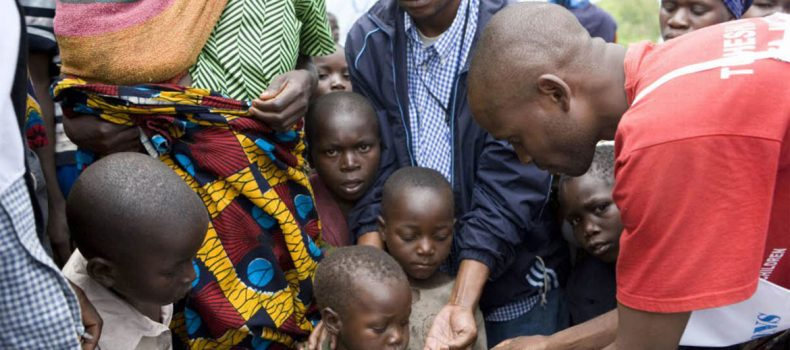 Measles, Ebola and Cholera on increase in D R Congo, over 100 deaths recorded since January 2019.