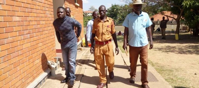Arua Magistrate court releases Mp Zaake on bail
