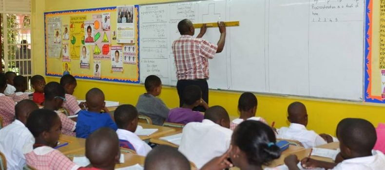 Ministry of Education and sports to review the maths curriculum.