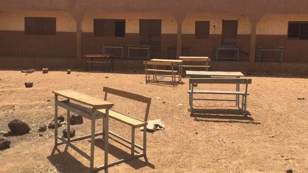 Kidnapped teachers killed in Burkina Faso