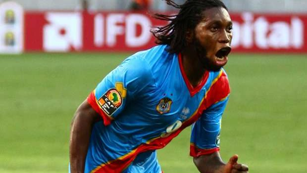 DR Congo recall Dieumerci Mbokani for their crucial AFCON qualifier against Liberia