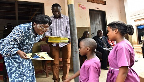 School dropouts attributed to parents who don't think about the importance of education.