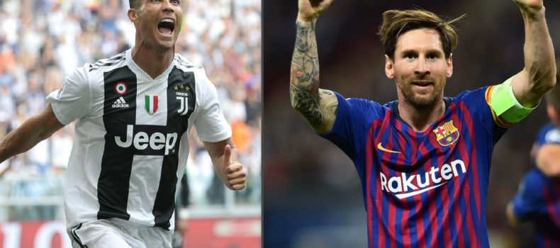 Lionel Messi and Cristiano Ronaldo set to return for countries.