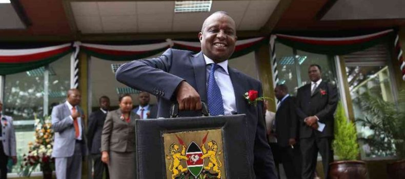 Kenya looks to borrow $1.5b for budgetary support.