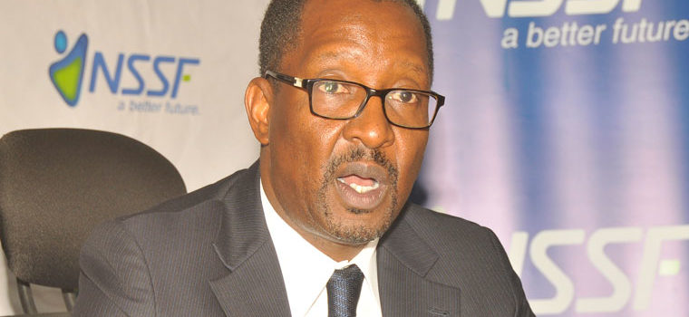 NSSF Launches Whistleblowers PLATFORM