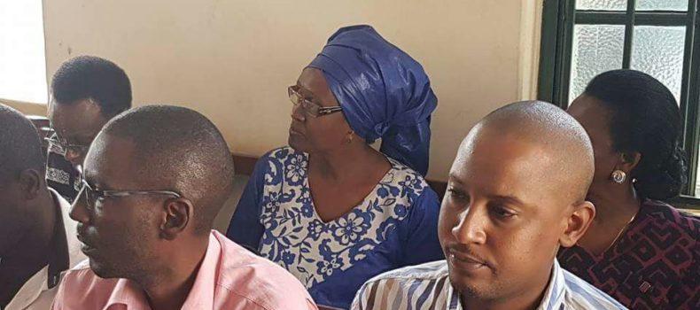 Winnie Byanyima Attends Kanyamunyi Bail Hearing