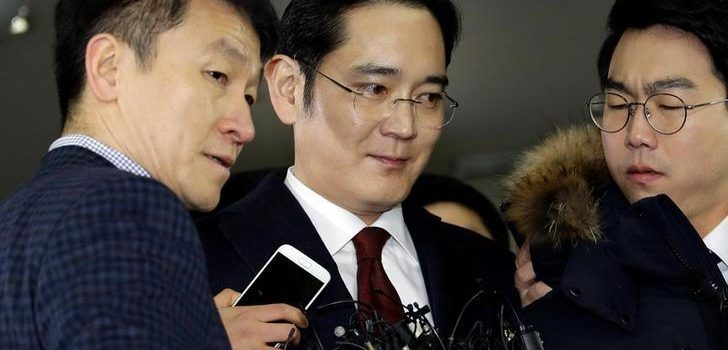 Samsung Group to disband its corporate strategy office after probe ends