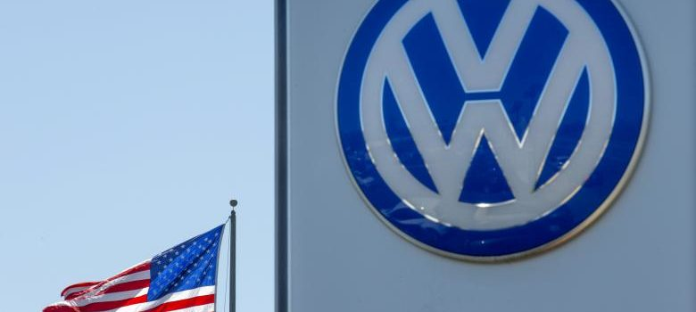 VW agrees to pay $1.55 billion to settle U.S. diesel claims