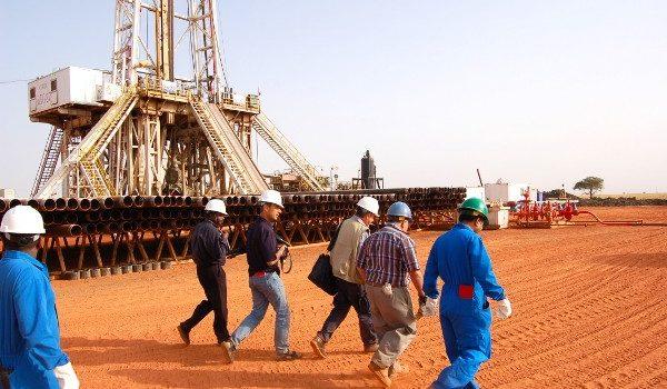 Oil Company Total E&P Staff Declare Sit-down Strike