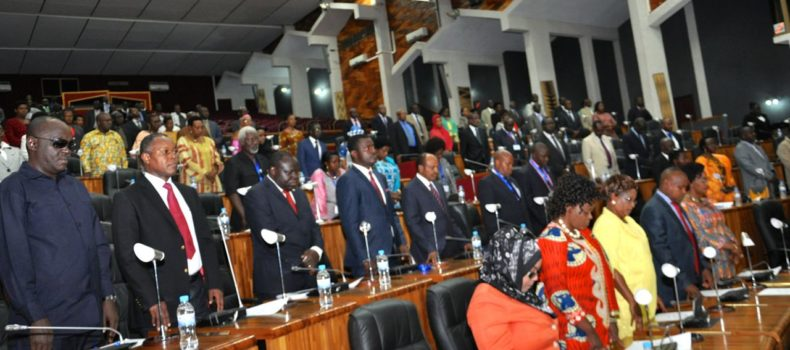 EALA concerned over EAC funding crisis