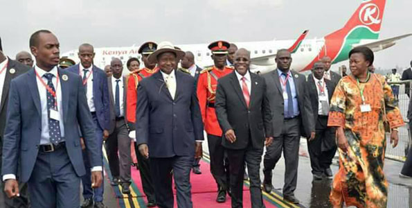 Museveni's visit to Dar rescues oil pipeline deal, sets project timelines