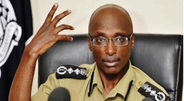 Kayihura dismisses claims that police detains suspects with out evidence