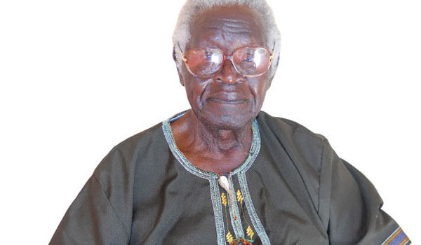 Former member of the Presidential Commission Mzee Joel Hunter Wacha-Olwol,, is dead.