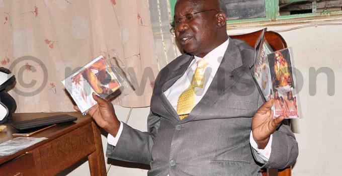 Minister Lokodo orders arrest of popular movie translator, VJ Junior