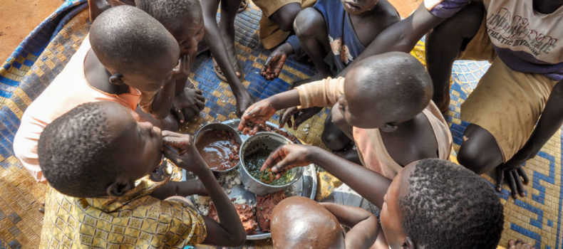 No more famine in South Sudan