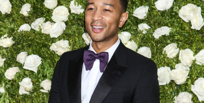 John Legend Postpones Shows Due to Illness