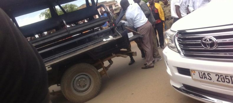 Man collapses and dies instantly in Mbarara town