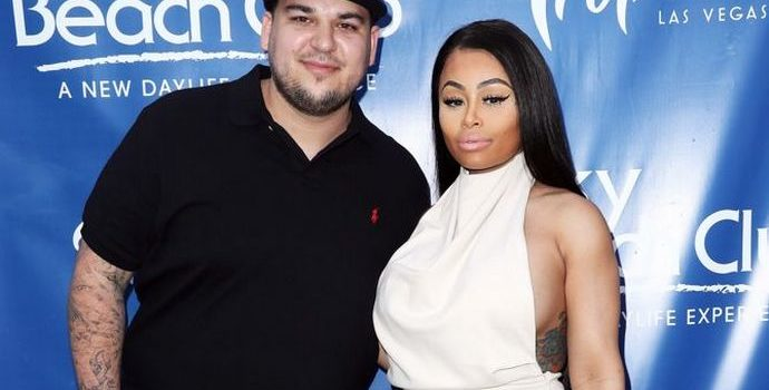 Blac Chyna and Rob Kardashian Are Reportedly Joining 'DWTS'