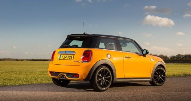 Electric Mini to be built in Oxford