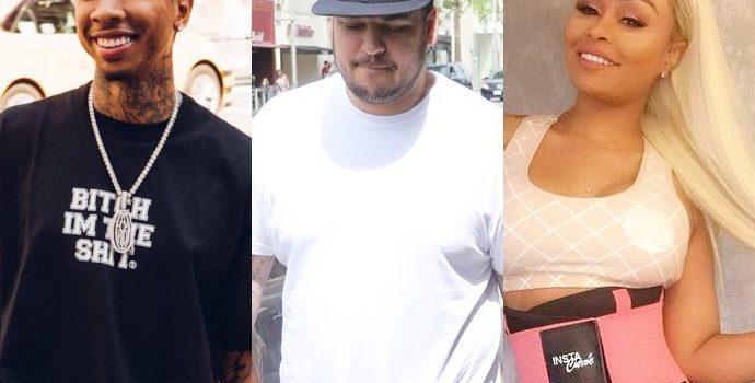 Tyga Says He Warned Rob Kardashian About Blac Chyna's Game