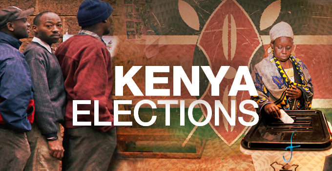 Kenya awaits final results in disputed election
