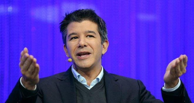 Uber's Travis Kalanick sued for fraud