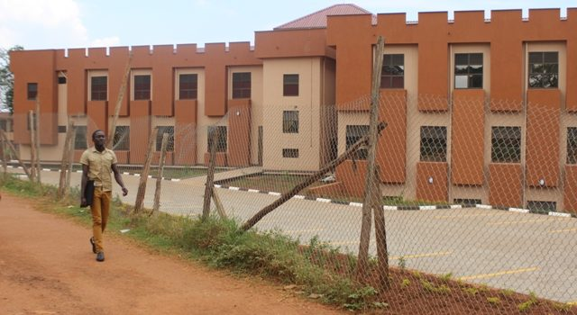 Kyambogo University Gets New Structures
