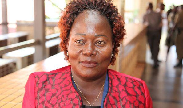 Masaka woman MP Babibrye Kabanda Appointed  Acting DP  Party treasurer