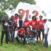 November Love Crew Going To Ibanda