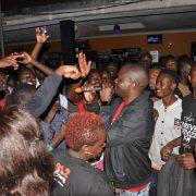 November Love Eyakoowa Greets Man U Fans