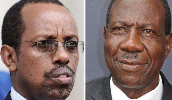 Kasaija, Muhakanizi Exonerated in 720 billion shillings Loan Scandal