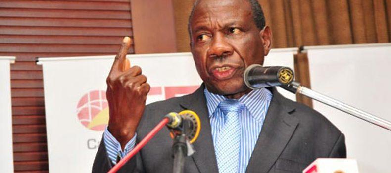 Minister Kasaija Hails President's Intervention on Mutebile-IGG Row