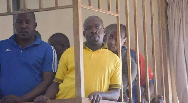 Kitatta Applies for Bail Before Army Court Martial