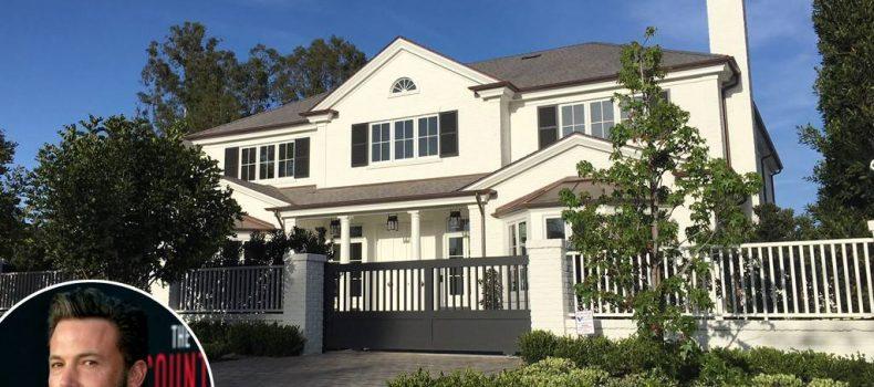Ben Affleck Buys a $19 Million Home Near Jennifer Garner