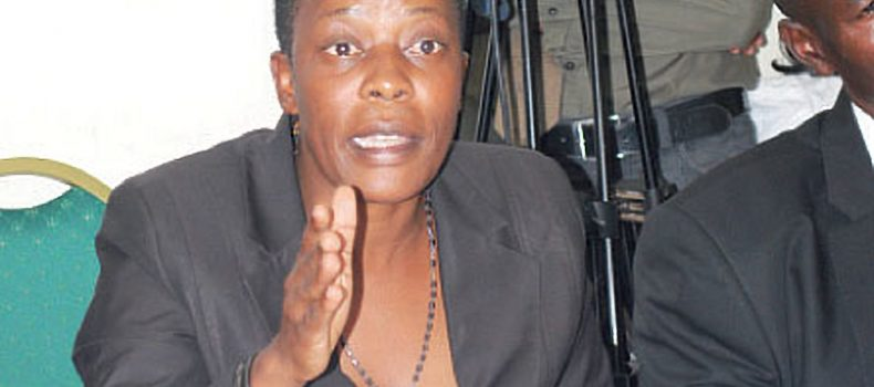 Nambooze Embarks on Campaign Against Extension of Kampala