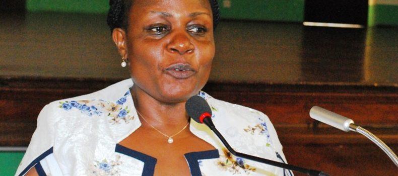 Minister Kitutu decries Food Shortage In Buhweju