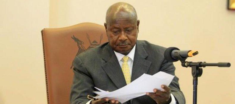 Museveni Protests UN's Decision to drop Entebbe As regional Centre