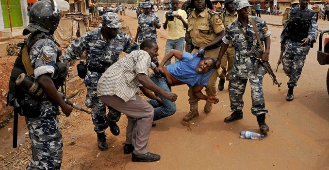 Human Rights violations on the rise according to report