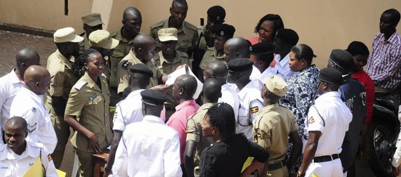 Counting of Police Officers In Rwizi region Kicks off today  With Kiruhura, Ibanda