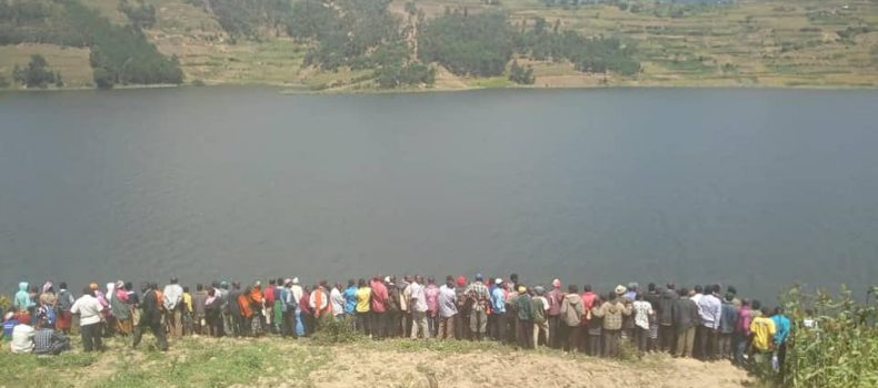 Two Lake Bunyonyi Victims Laid to Rest