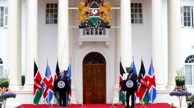UK to build cybercrime centre in Kenya