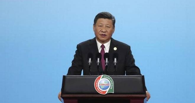 China's President Xi pledges another $60 billion for Africa